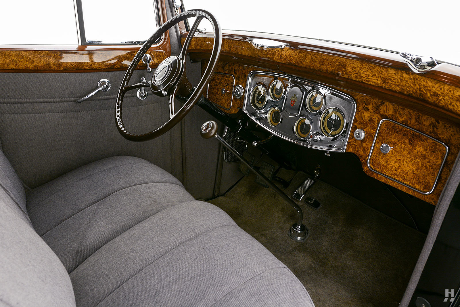 1934 Packard 1100 Sedan For Sale (picture 5 of 6)