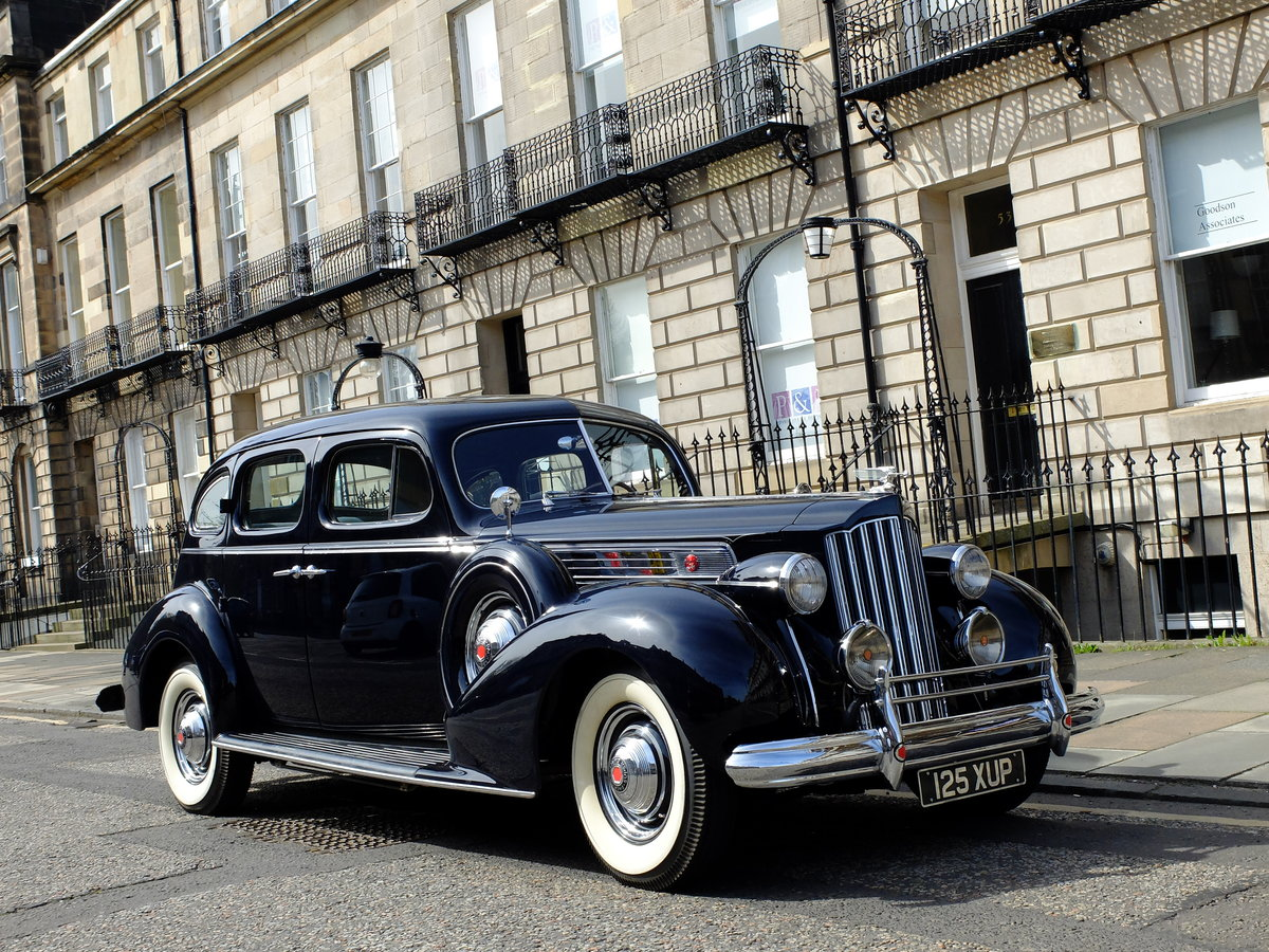 1939 PACKARD SUPER EIGHT - CONCOURS STANDARD - EXCEPTIONAL ! For Sale (picture 1 of 6)