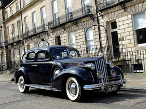 1939 PACKARD SUPER EIGHT - CONCOURS STANDARD - EXCEPTIONAL ! For Sale