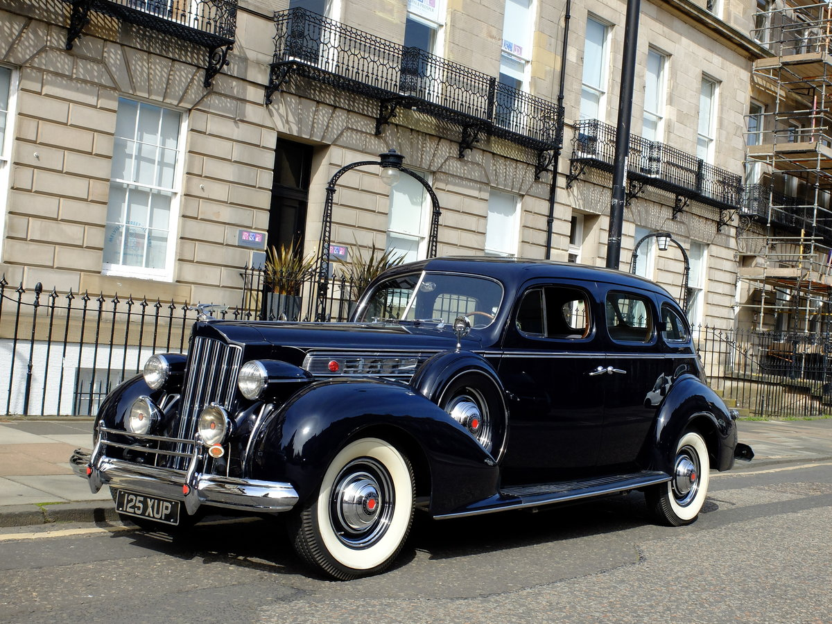 1939 PACKARD SUPER EIGHT - CONCOURS STANDARD - EXCEPTIONAL ! For Sale (picture 2 of 6)