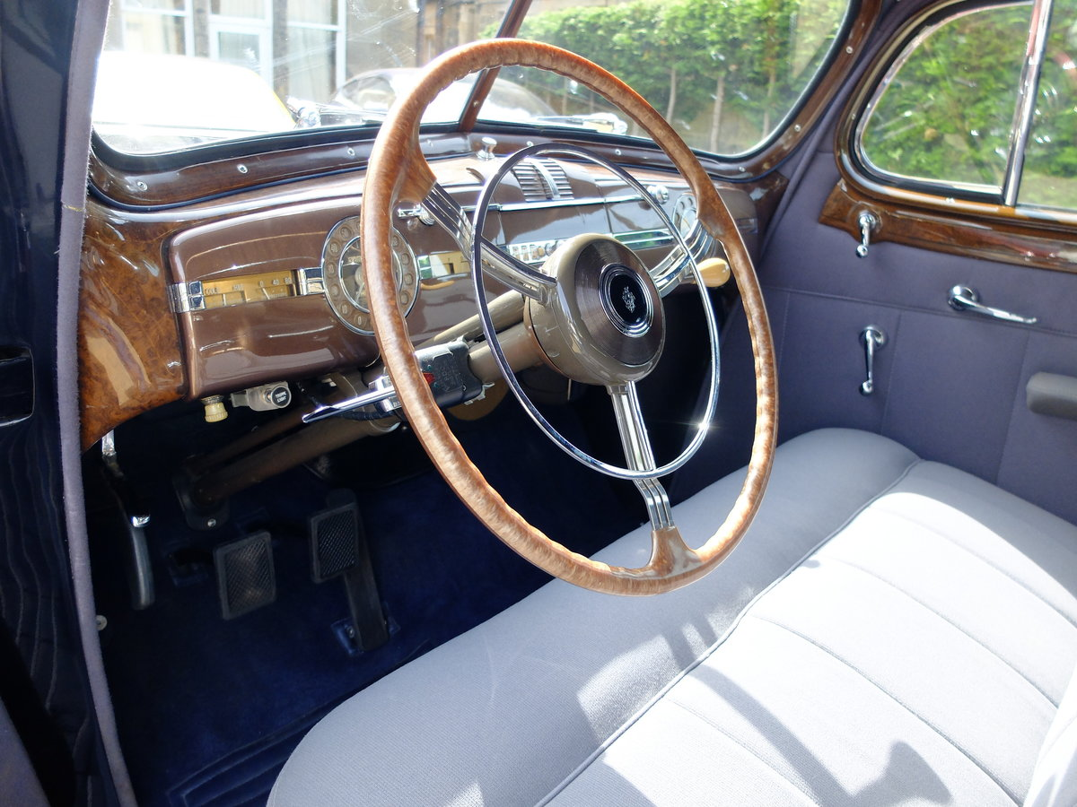 1939 PACKARD SUPER EIGHT - CONCOURS STANDARD - EXCEPTIONAL ! For Sale (picture 4 of 6)