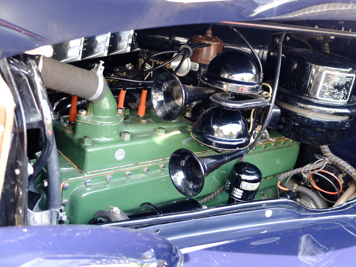 1939 PACKARD SUPER EIGHT - CONCOURS STANDARD - EXCEPTIONAL ! For Sale (picture 6 of 6)