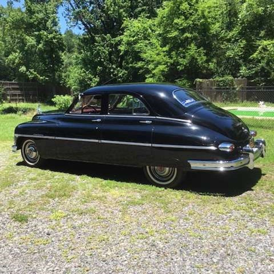 1950 Packard Deluxe 8 4DR Sedan For Sale (picture 3 of 6)