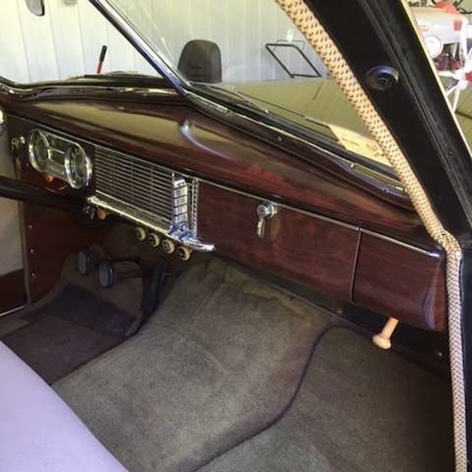 1950 Packard Deluxe 8 4DR Sedan For Sale (picture 4 of 6)