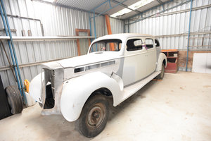 1938 PACKARD EIGHT 120 SEDAN (project) For Sale by Auction
