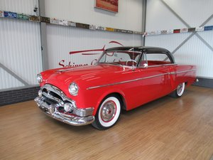 1954 Packard Super Clipper Panama Hardtop Coupé Straight 8 For Sale