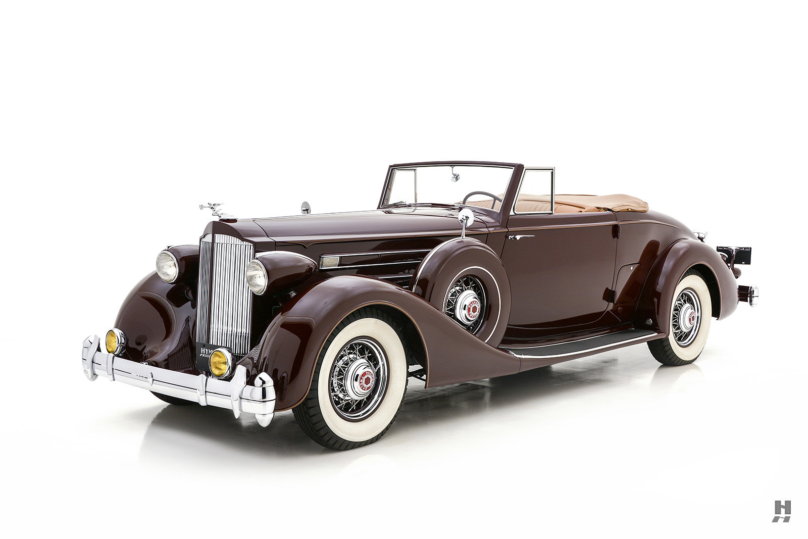 1935 Packard Twelve Coupe Roadster For Sale (picture 1 of 6)