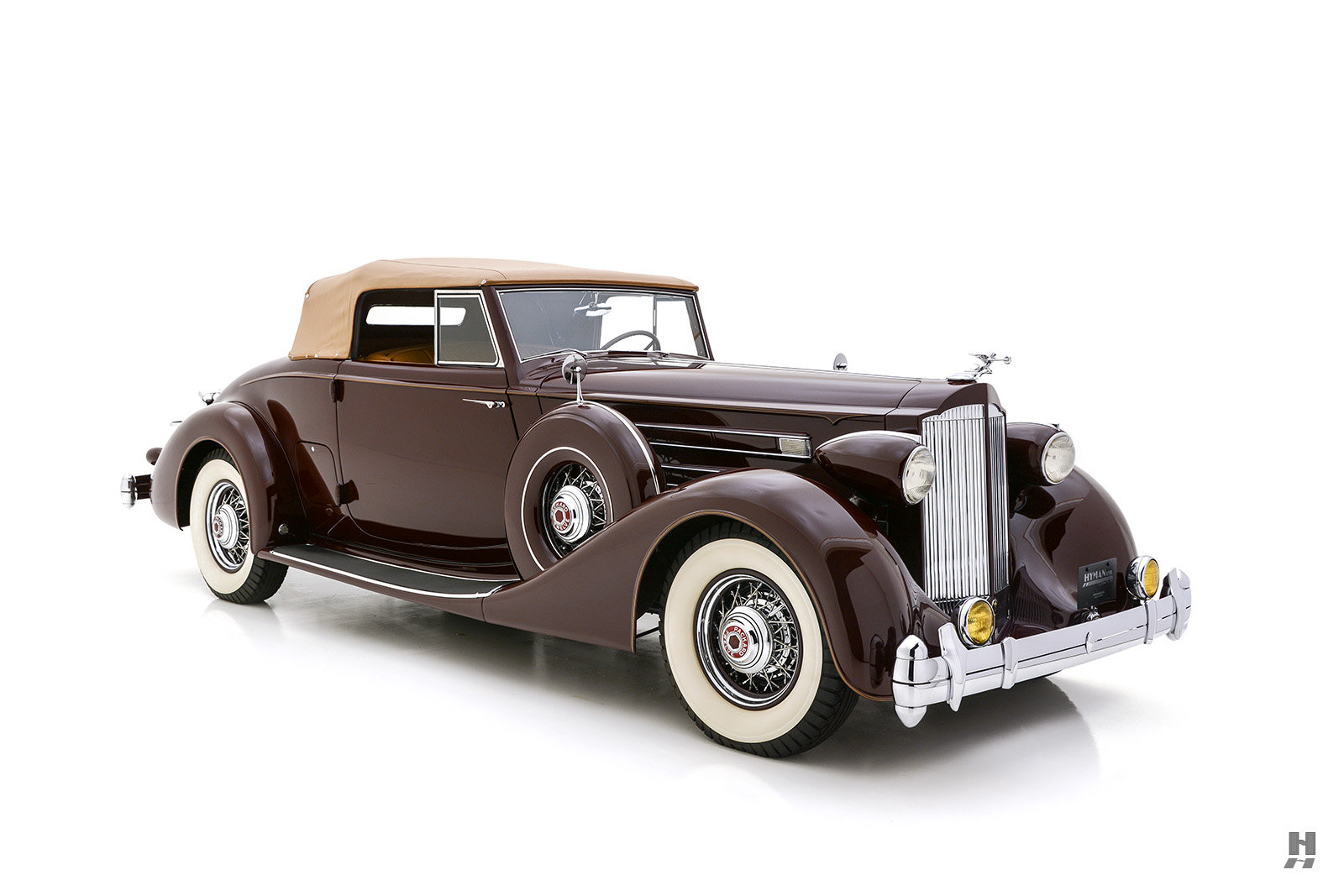 1935 Packard Twelve Coupe Roadster For Sale (picture 2 of 6)