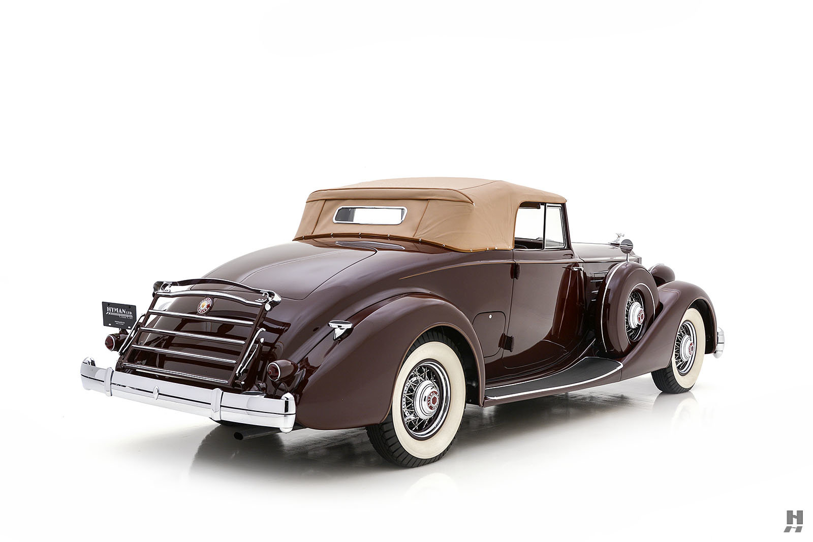 1935 Packard Twelve Coupe Roadster For Sale (picture 6 of 6)