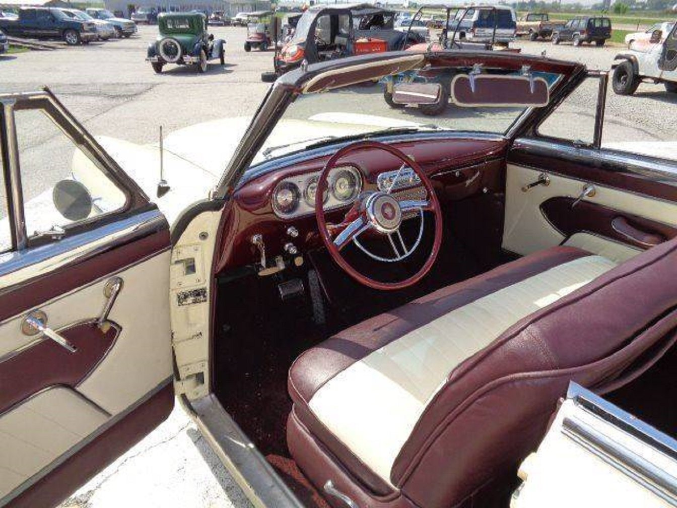 1953 Packard Cavalier Convertible For Sale (picture 5 of 6)