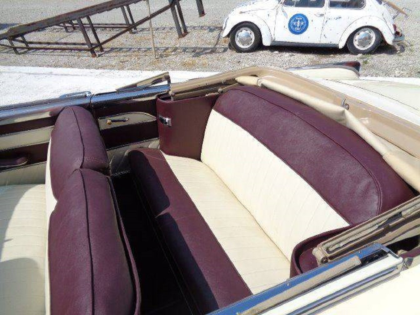 1953 Packard Cavalier Convertible For Sale (picture 6 of 6)