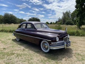 1950 Packard Eight (End of year sale)
