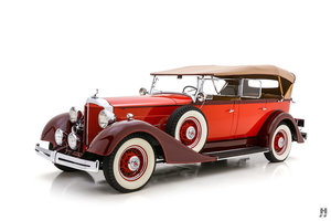 1934 Packard Eight Touring