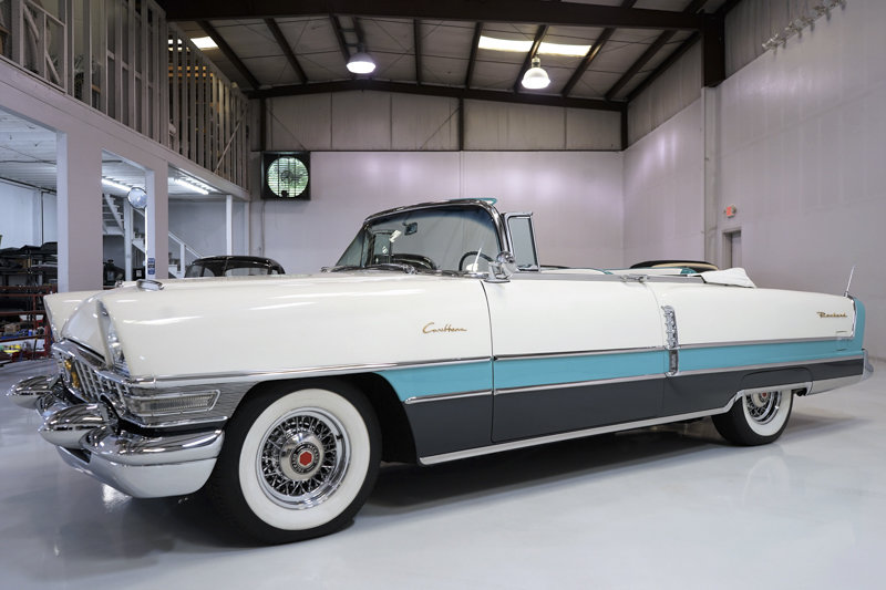 1955 Packard Caribbean Convertible For Sale (picture 1 of 6)