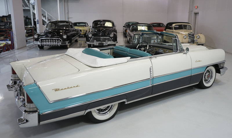 1955 Packard Caribbean Convertible For Sale (picture 2 of 6)