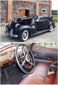 1939 Packard Super Eight for sale For Sale (picture 1 of 5)