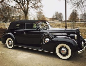 1939 Packard Super Eight for sale For Sale (picture 3 of 5)