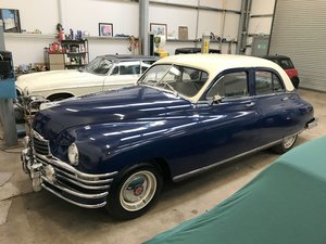 Picture of 1948 Packard Touring Sedan, RHD, Show Cond. Only 32k miles. SOLD