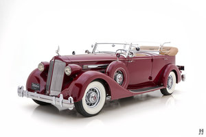 Picture of  1936 Packard Twelve Dual Cowl Sport Phaeton For Sale