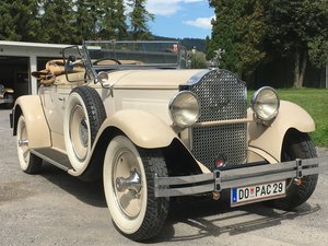 Picture of 1929 626 Roadster fully restored