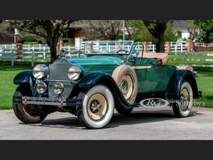 Picture of 1928 Packard Eight Roadster  For Sale by Auction