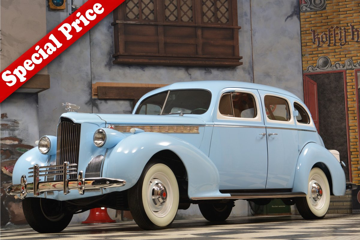 1940 Packard 120 For Sale (picture 1 of 12)
