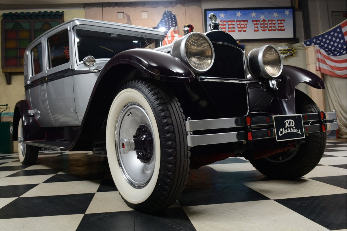 1928 Packard 443 For Sale (picture 2 of 12)