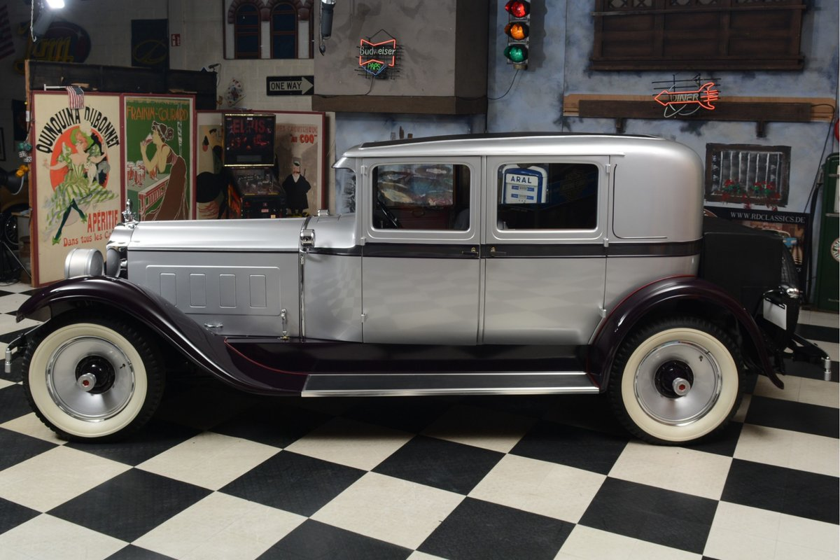 1928 Packard 443 For Sale (picture 4 of 12)