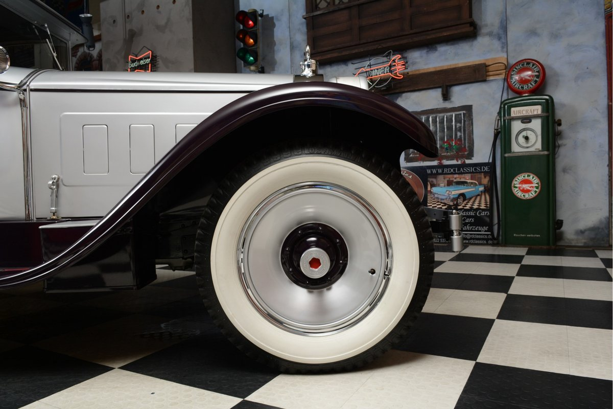 1928 Packard 443 For Sale (picture 6 of 12)