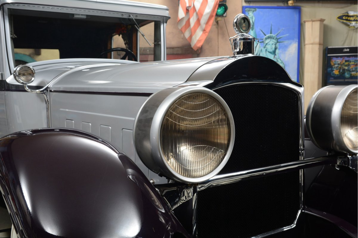 1928 Packard 443 For Sale (picture 7 of 12)