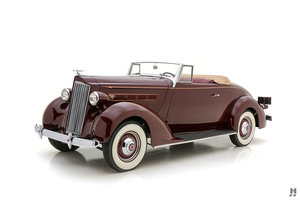 Picture of 1937 Packard Six Convertible Coupe For Sale