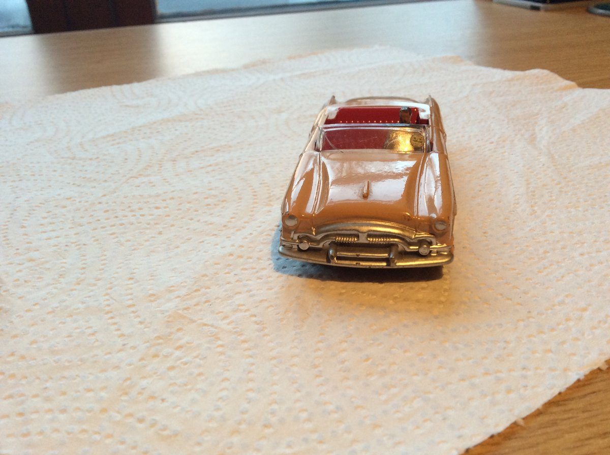 1960 Superb condition Packard Convertible For Sale (picture 4 of 5)