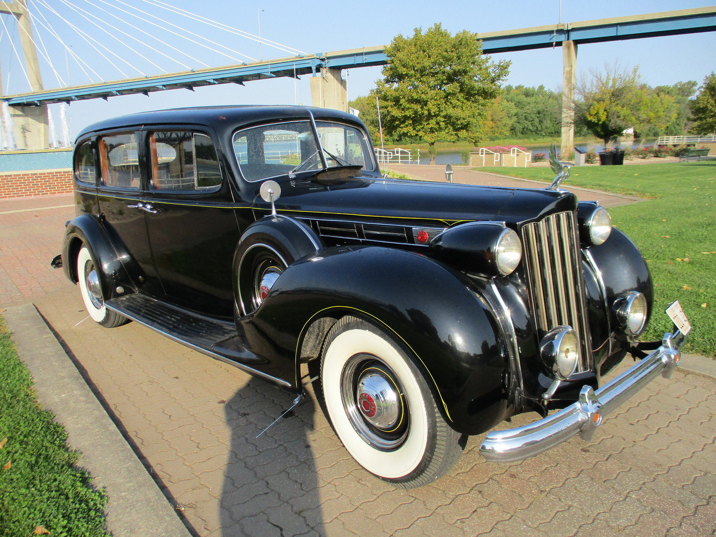 1939 Packard Model 1708 12 Cylinder Limousine For Sale (picture 2 of 12)