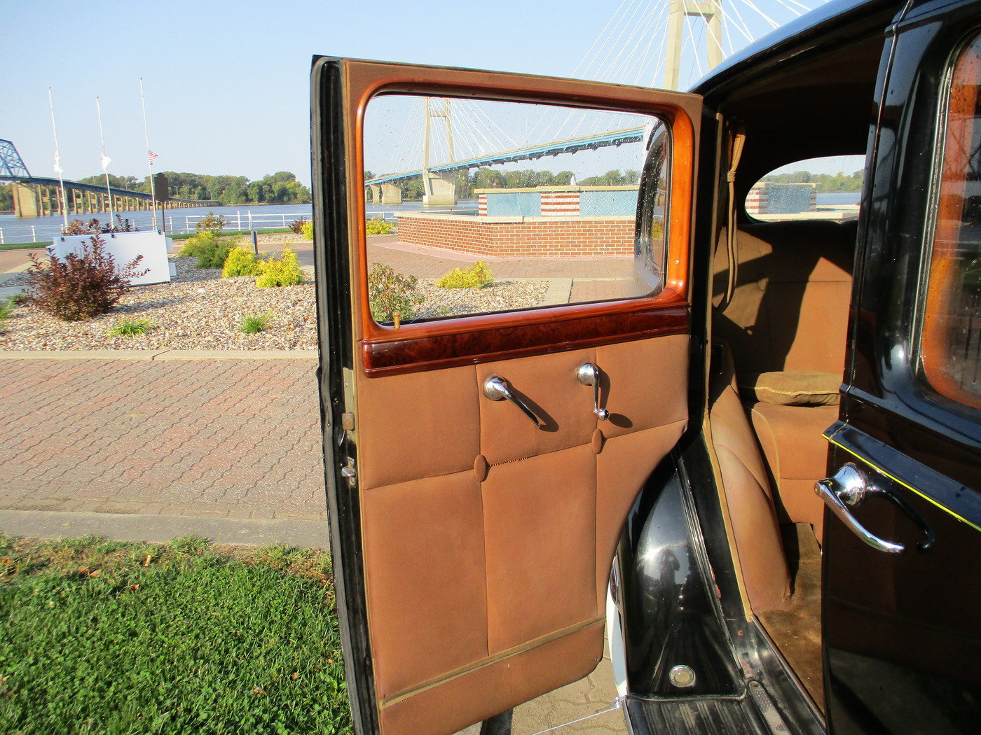 1939 Packard Model 1708 12 Cylinder Limousine For Sale (picture 6 of 12)