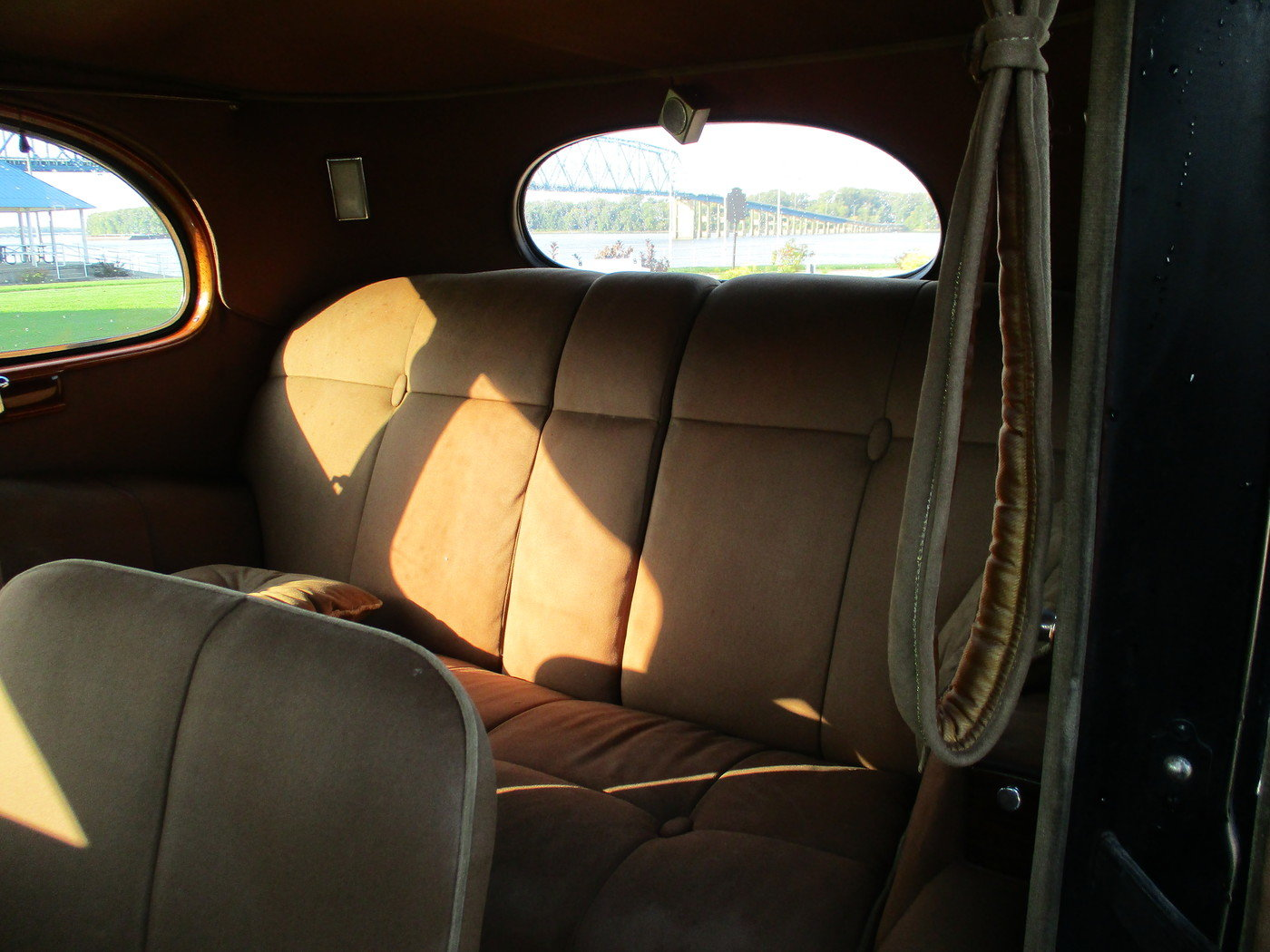 1939 Packard Model 1708 12 Cylinder Limousine For Sale (picture 10 of 12)