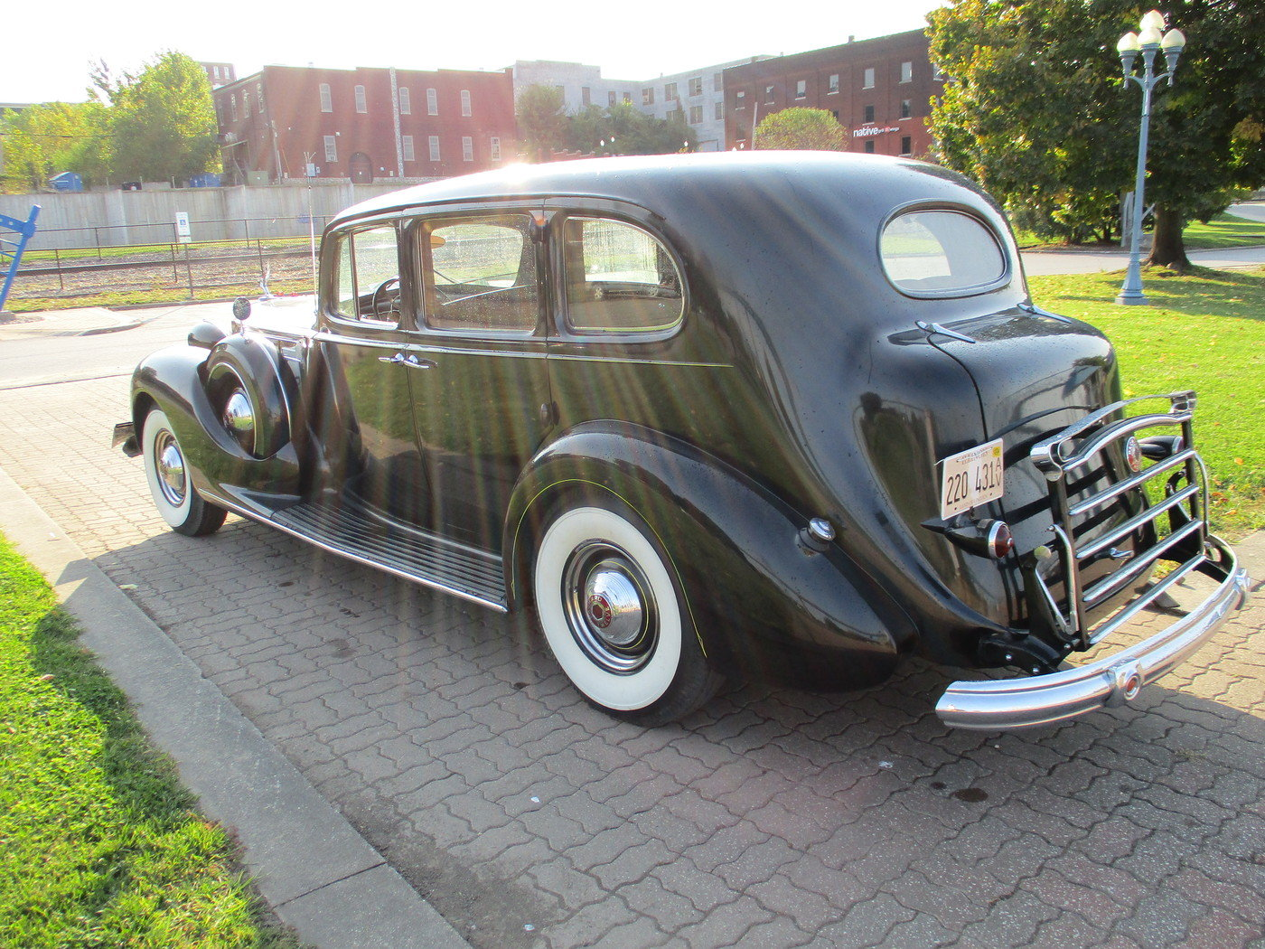 1939 Packard Model 1708 12 Cylinder Limousine For Sale (picture 11 of 12)