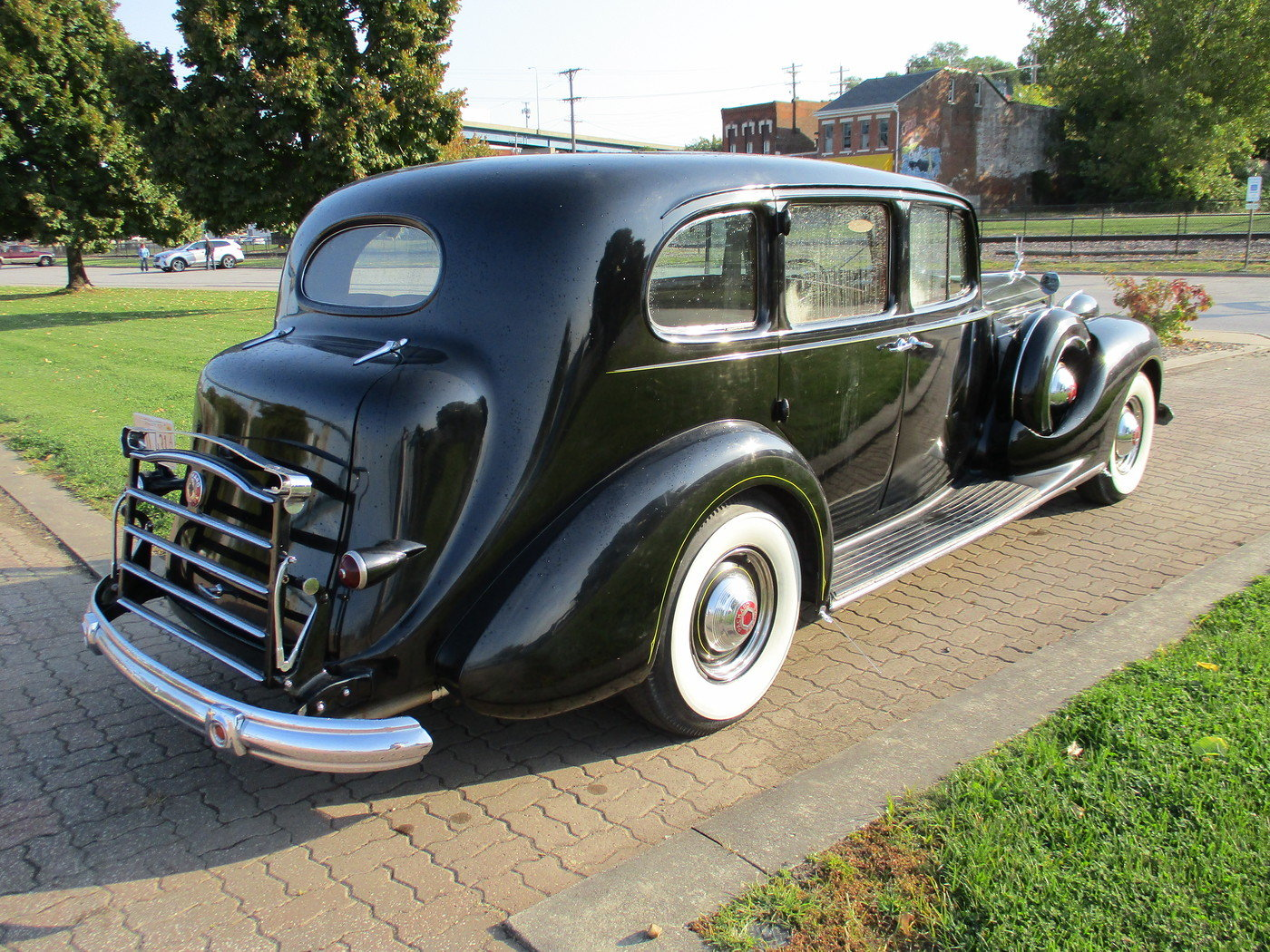 1939 Packard Model 1708 12 Cylinder Limousine For Sale (picture 12 of 12)