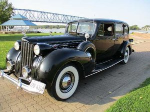Picture of 1939 Packard 1708 Limosine For Sale