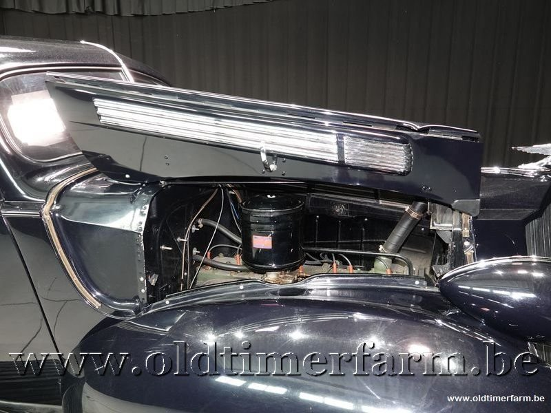 1938 Packard Eight Saloon '38 For Sale (picture 5 of 12)