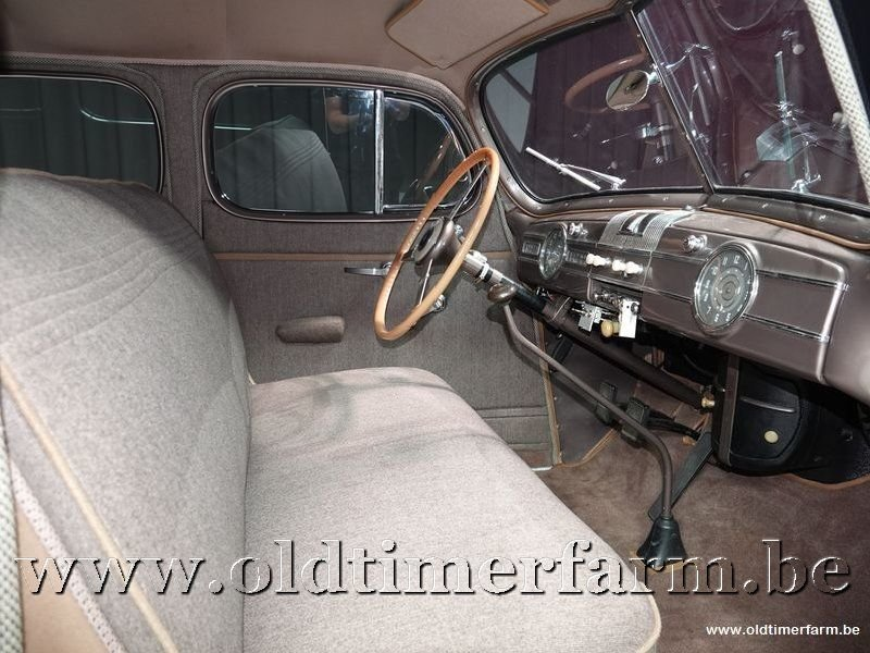 1938 Packard Eight Saloon '38 For Sale (picture 10 of 12)