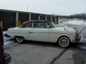 Picture of Packard Mayfair cabrio 1951 For Sale