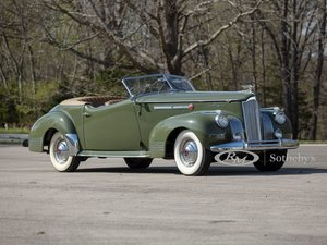 Picture of 1941 Packard Darrin One-Eighty Convertible Victoria  For Sale by Auction