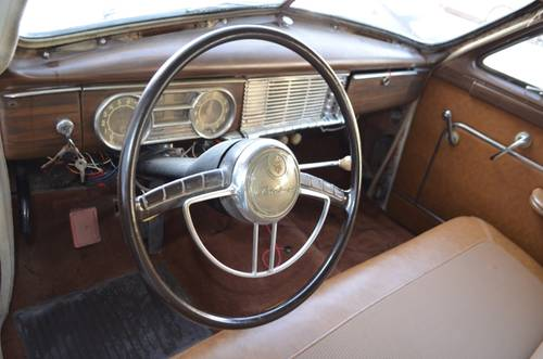 1948 Packard Woody Station Wagon For Sale (picture 4 of 5)