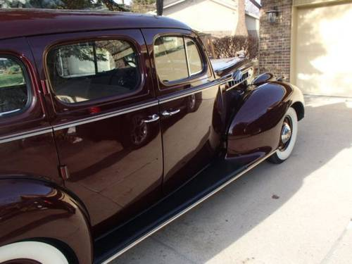 1940 Packard 110 4DR Sedan For Sale (picture 2 of 6)