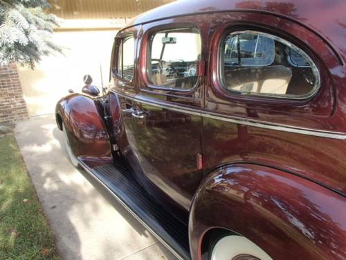 1940 Packard 110 4DR Sedan For Sale (picture 3 of 6)