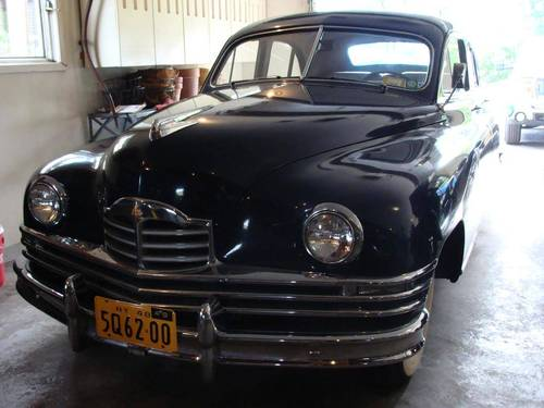 1949 Packard Deluxe Eight 4DR Sedan For Sale (picture 2 of 6)