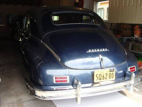 1949 Packard Deluxe Eight 4DR Sedan For Sale (picture 3 of 6)