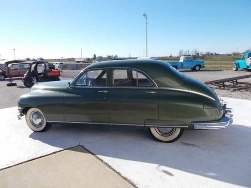 1948 Packard Deluxe Eight 4DR Sedan For Sale (picture 1 of 6)