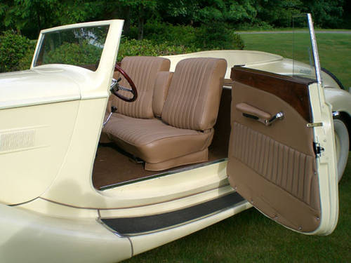 1935 Packard Convertible For Sale (picture 3 of 4)