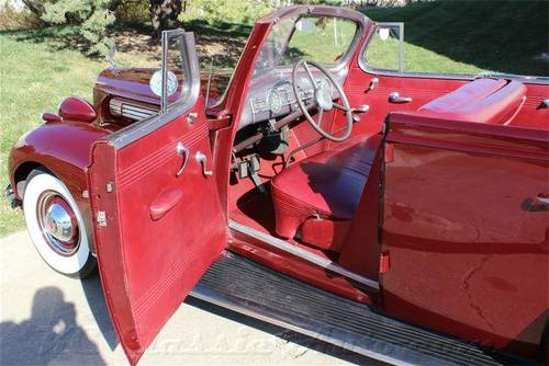 1938 Packard Standard Eight Convertible For Sale (picture 4 of 6)